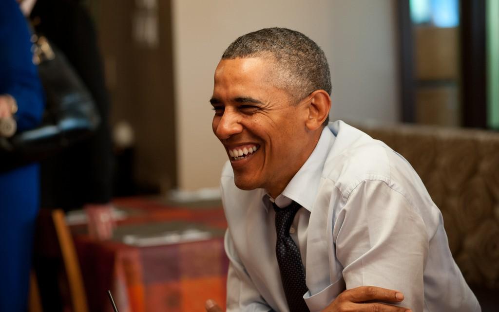 Photo credit: Barack Obama (Flickr)