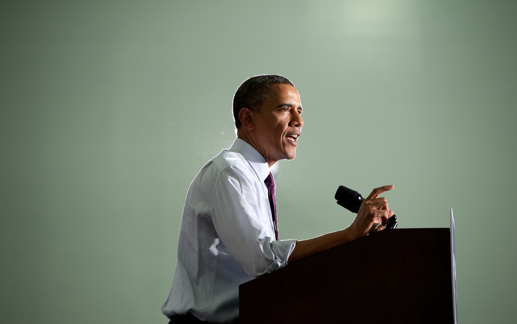 Photo credit: Barack Obama (Flickr)