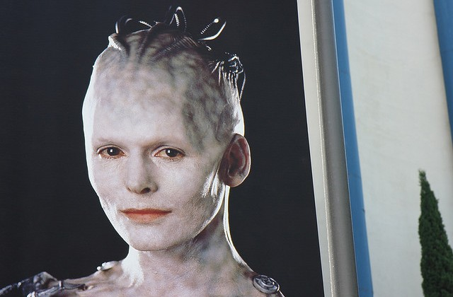 Borg Queen SC