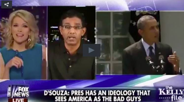 D'Souza Bad Analogy