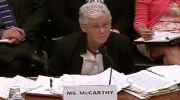 EPA McCarthy