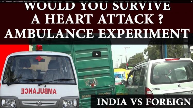 Ambulance respond time