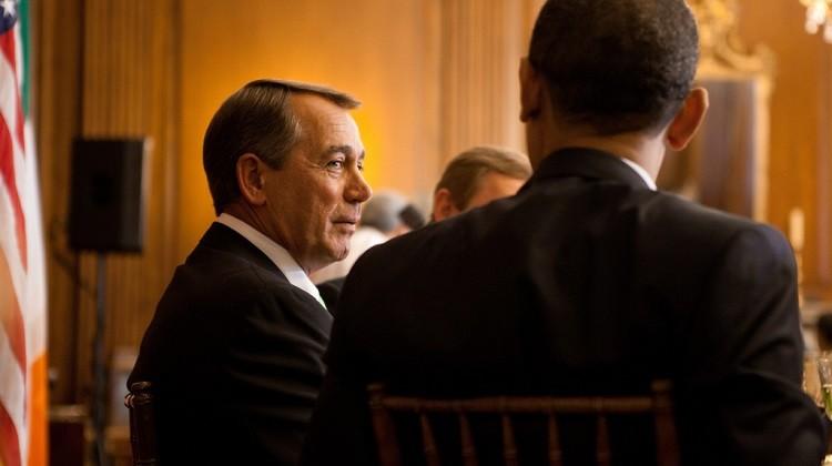 Boehner Eyeing Obama