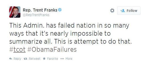 Franks Twitter