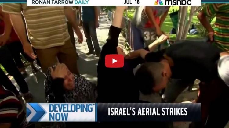 MSNBC Misrepresenting the Conflict