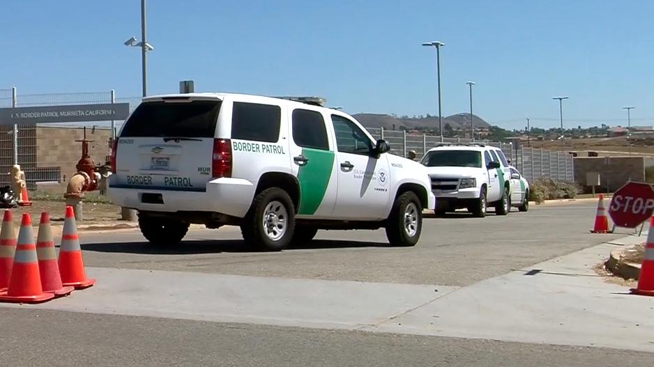 Murrieta Border Patrol Station