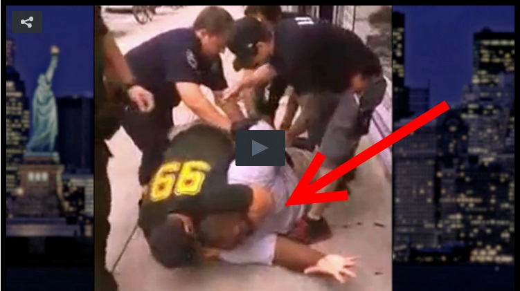 NYPDchokehold