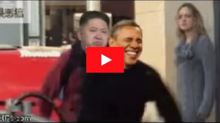 Obama and Kim Jong Un FI