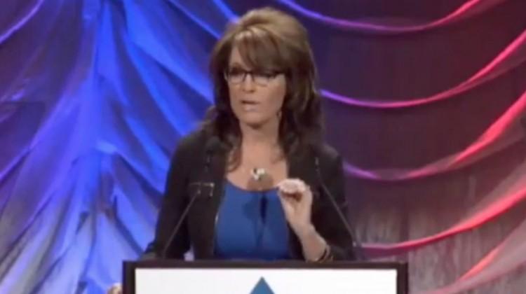 Sarah Palin at Western Conservative Summit