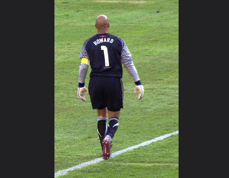 Tim Howard US Soccer