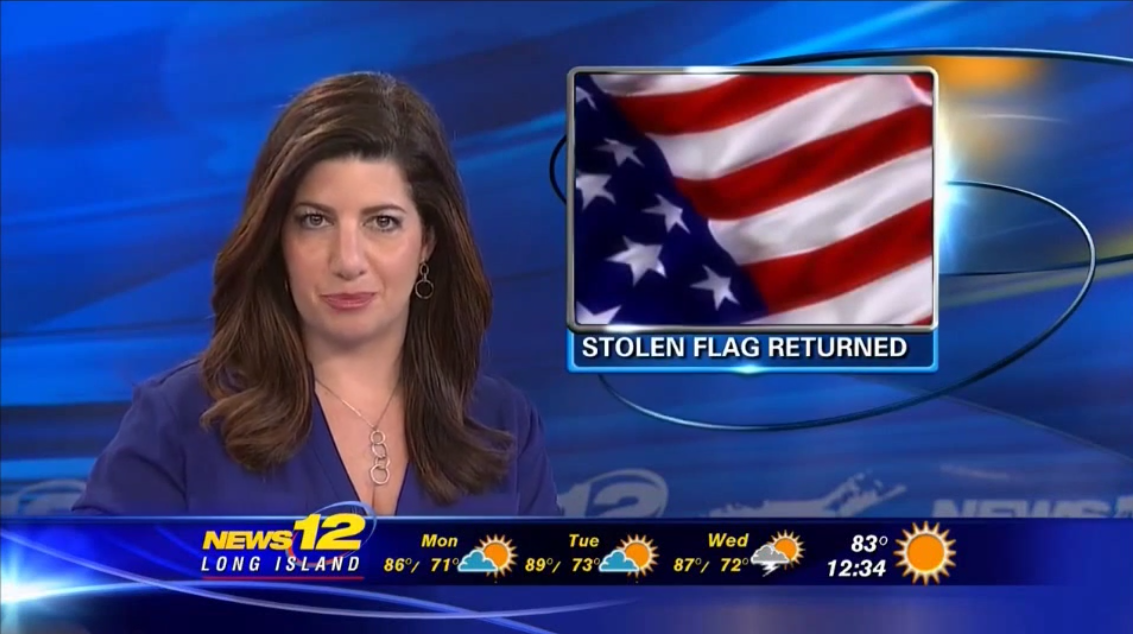 Stolen flag returned2