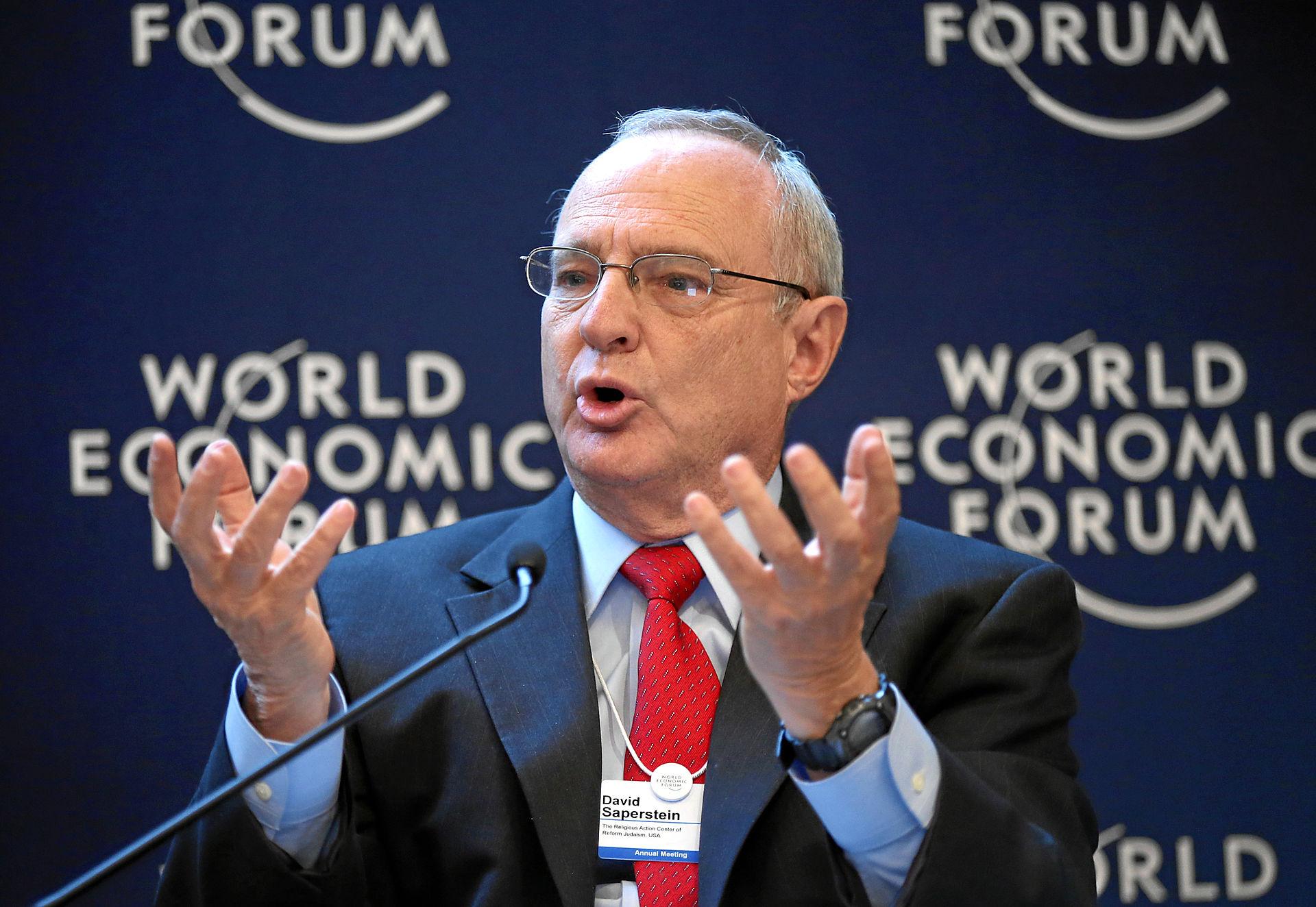Photo Credit: Flickr/World Economic Forum