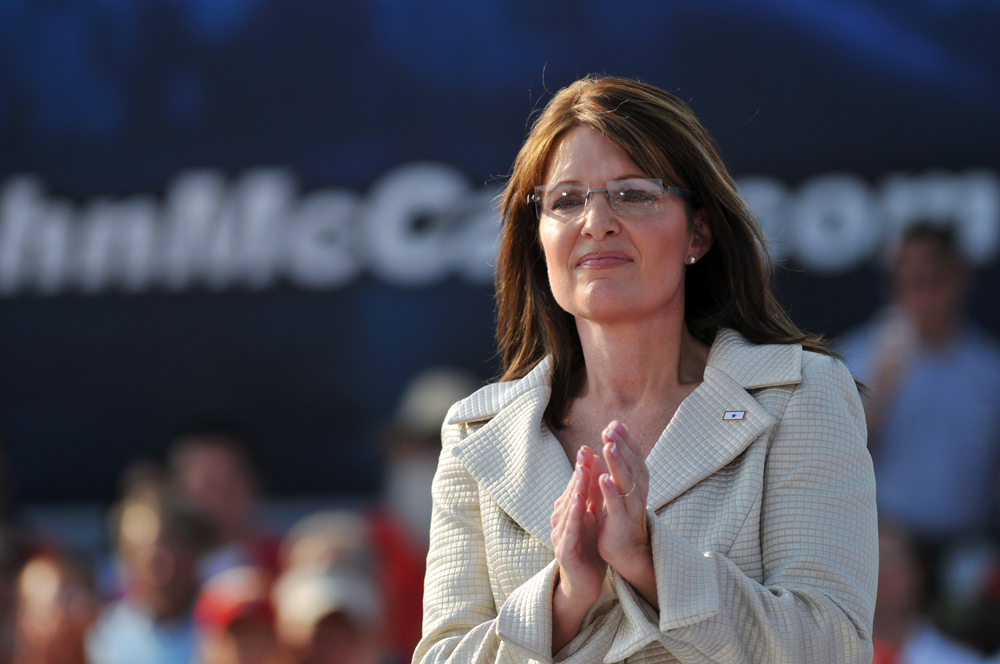 Sarah Palin Compares GOP Establishment To 'DeflateGate'