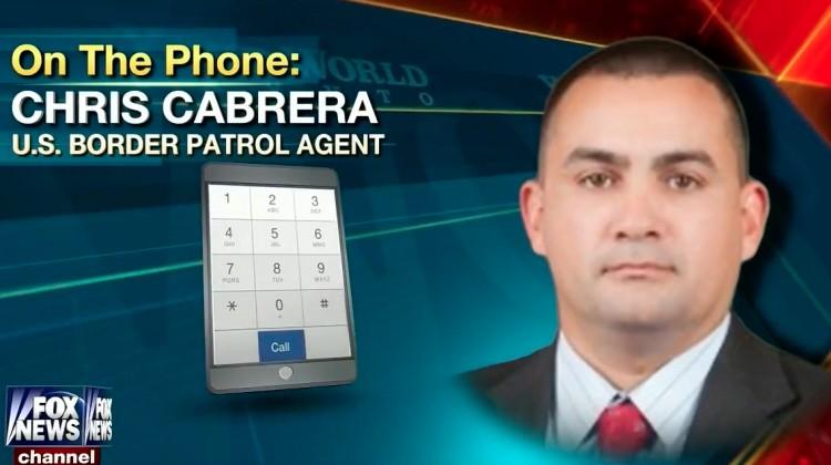 BP Agent Chris Cabrera
