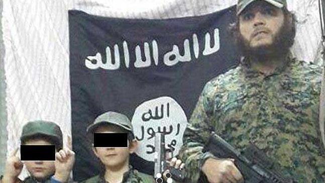 Islamic Terrorist Son Pic2