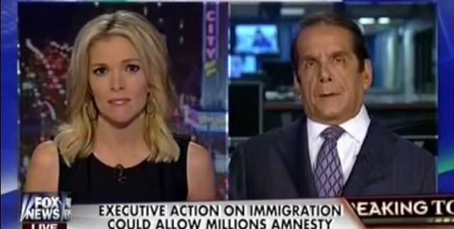 Kelly and Krauthammer