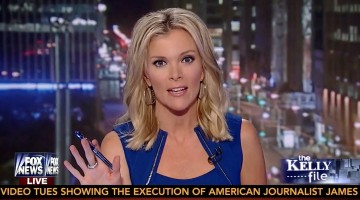 Megyn Kelly Loses It