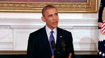 Obama Authorizes Airstrikes