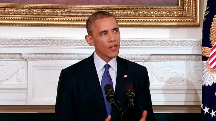 Obama Authorizes Airstrikes