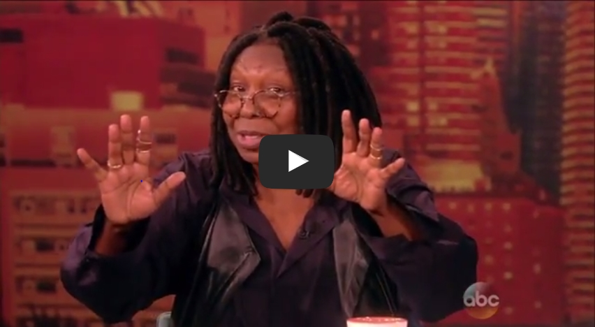 Whoopi The View