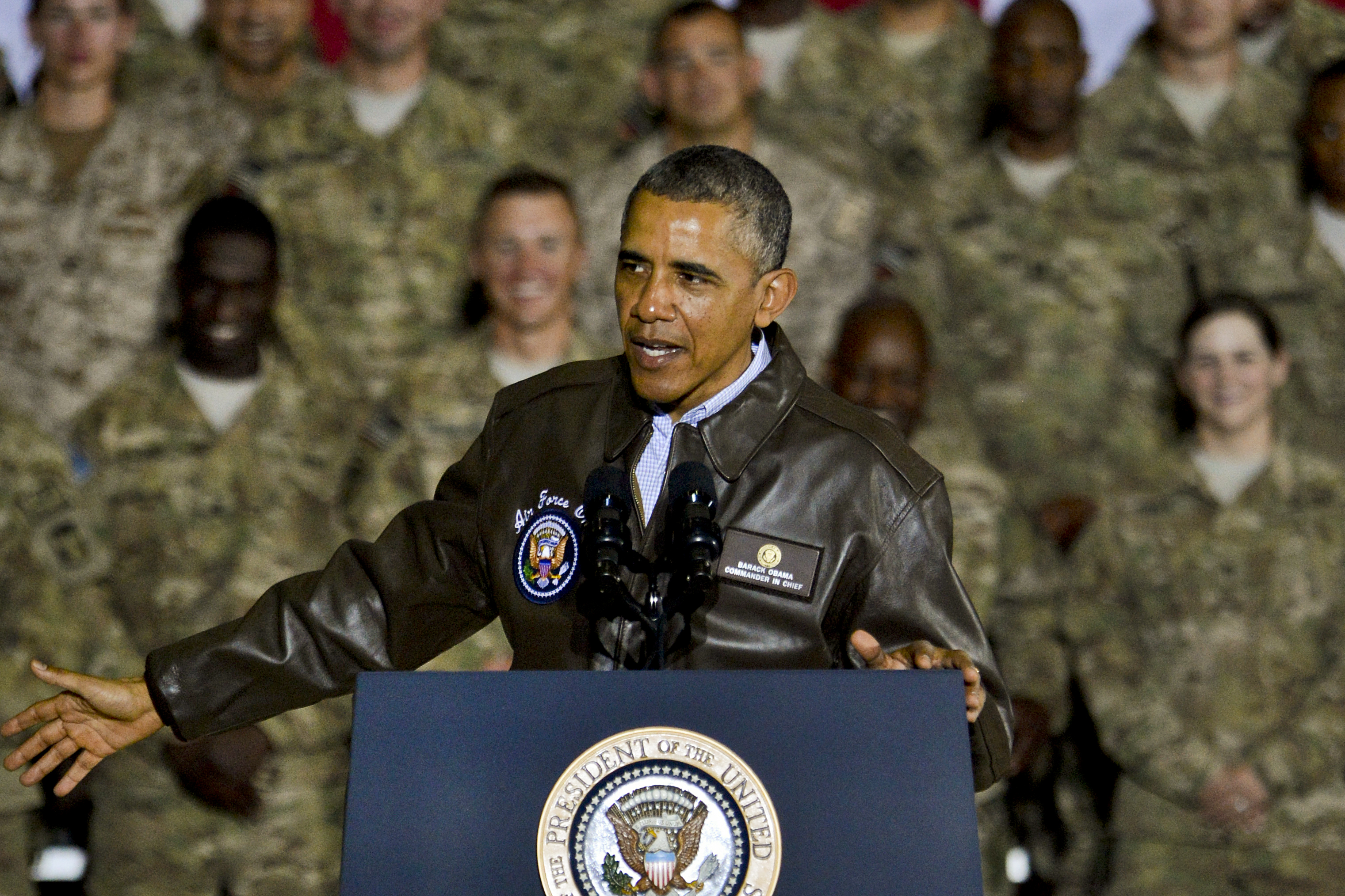 Obama Kept In The Dark About Anti-Islamist Libya Airstrikes By U.S. Friends And Military Allies