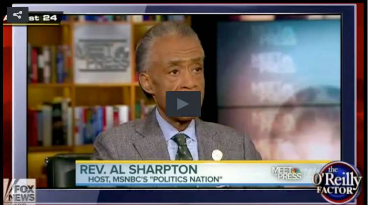 Kurtz: Sharpton-MSNBC Alliance Is A Travesty With An Ethical Blind Spot