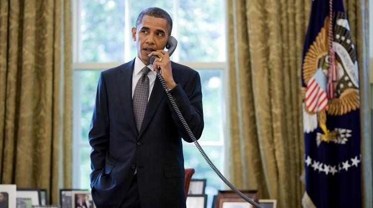 obama phone call