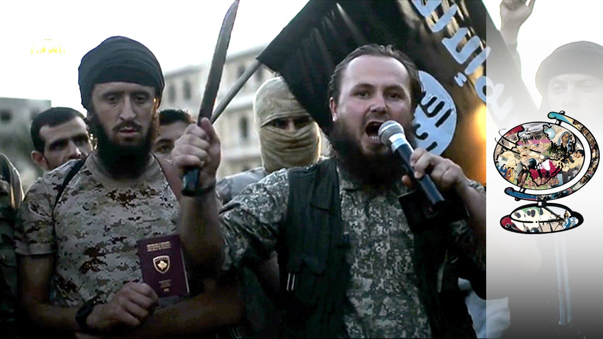 Islamic State Ally Kidnaps Frenchman