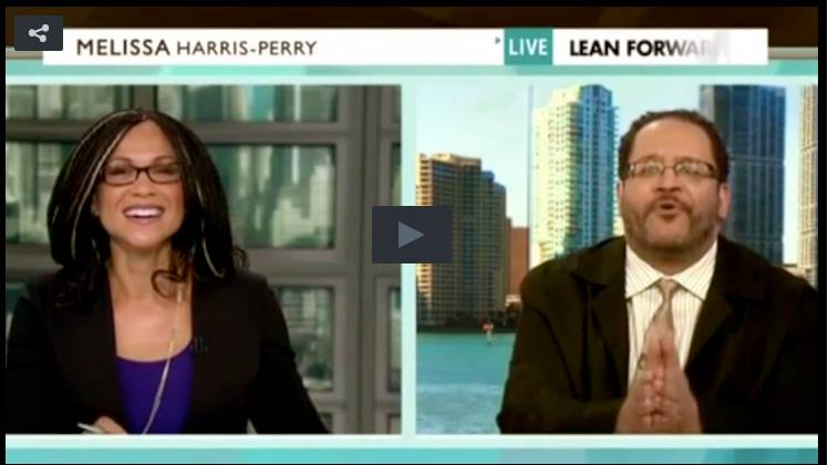 Michael Eric Dyson: I'm Not Sayin' Obama Is Jesus, But His Followers Do