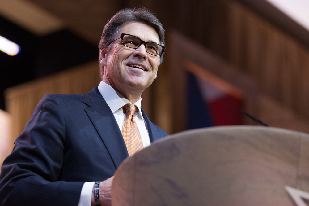 Rick Perry Not Packing! Dem-Driven Indictment Denies Texas Gov. Concealed Carry, Gun Purchase Rights