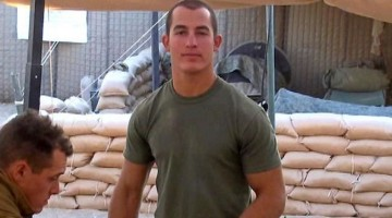 tahmooressi green shirt