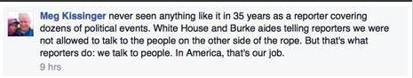 Photo: Meg Kissinger/Facebook/The Blaze