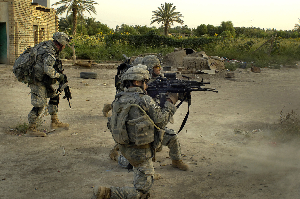 Congress Votes For More War In The Middle East