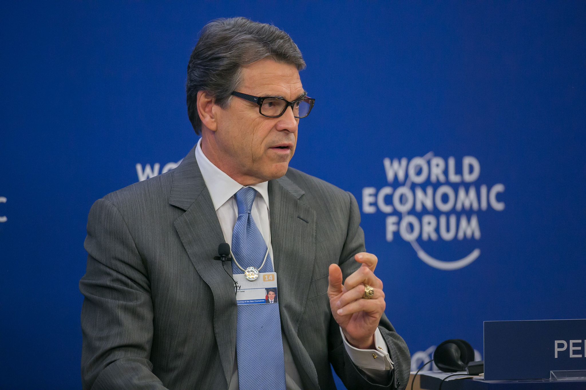 Photo credit: World Economic Forum