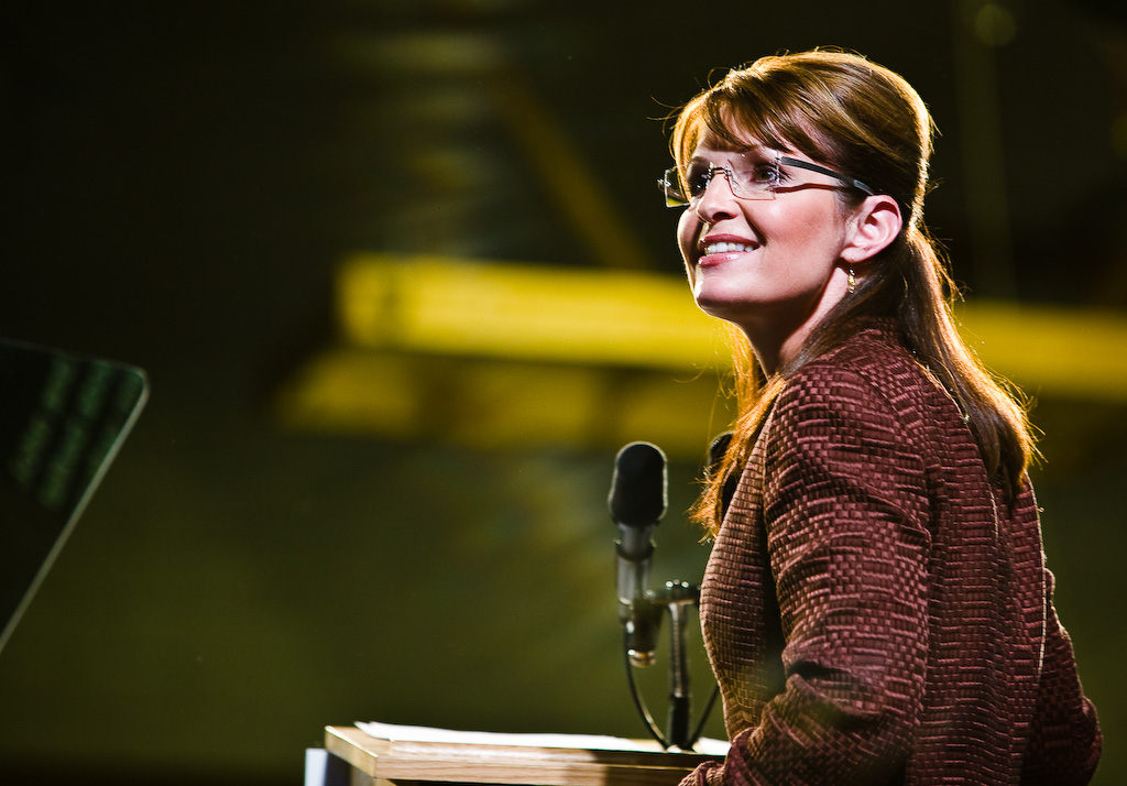 Sorry Liberals: Sarah Palin Says Attacks From Leftist Media Have Made Family Stronger