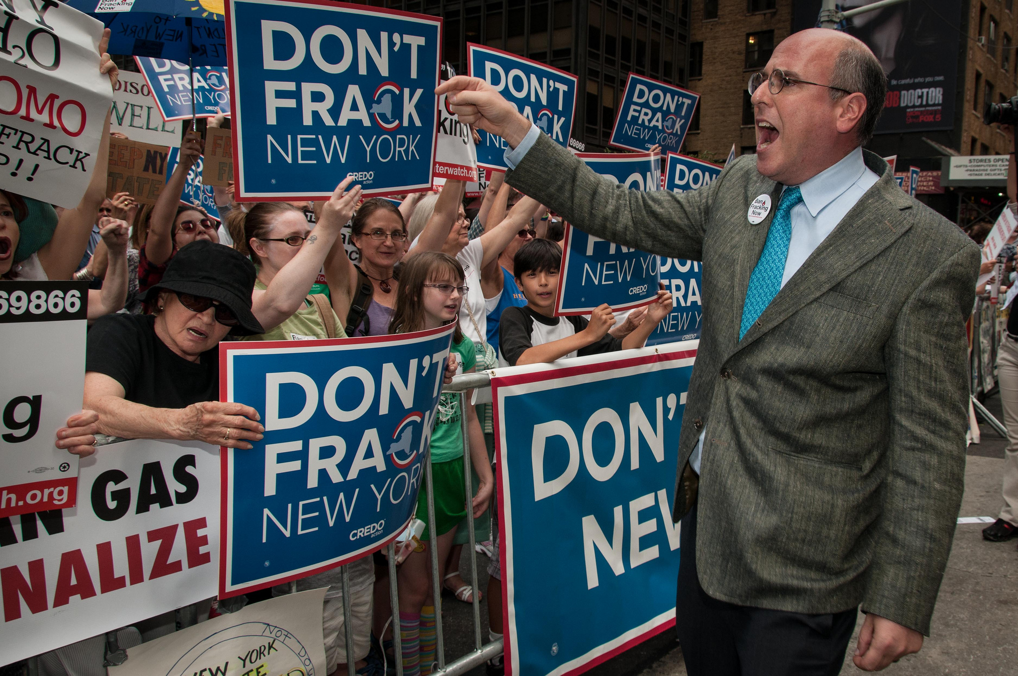 What Really Drives Anti-Fracking Zealots?