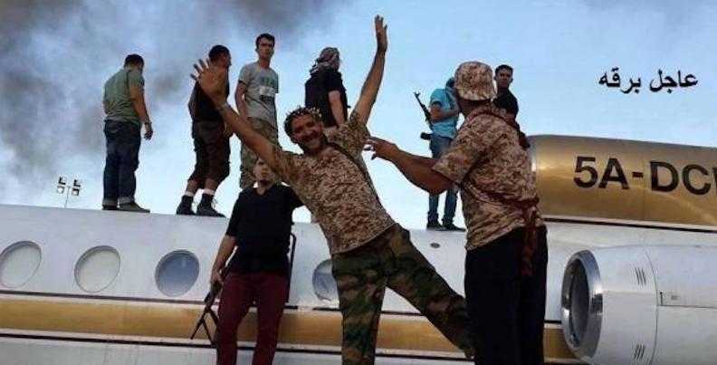 ISIS stolen planes