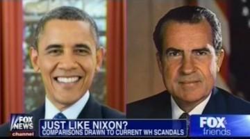 Obama Nixon