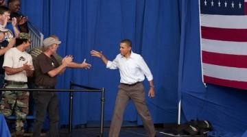 Obama labor day