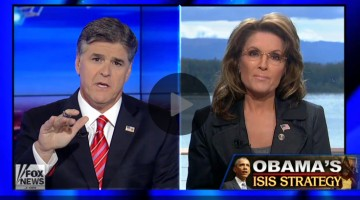 Palin on Hannity