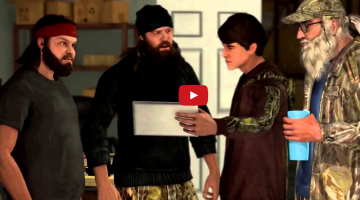 Duck Dynasty Video Game