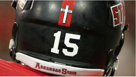 Photo: Todd Starnes/Arkansas State