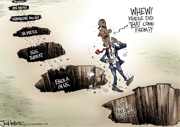 Obama's Woes