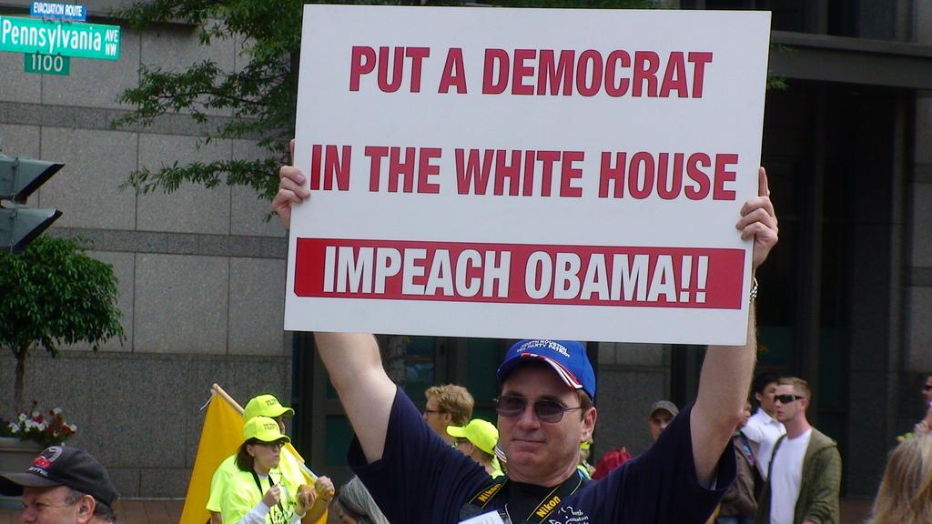 Announcing National Impeach Obama Week II
