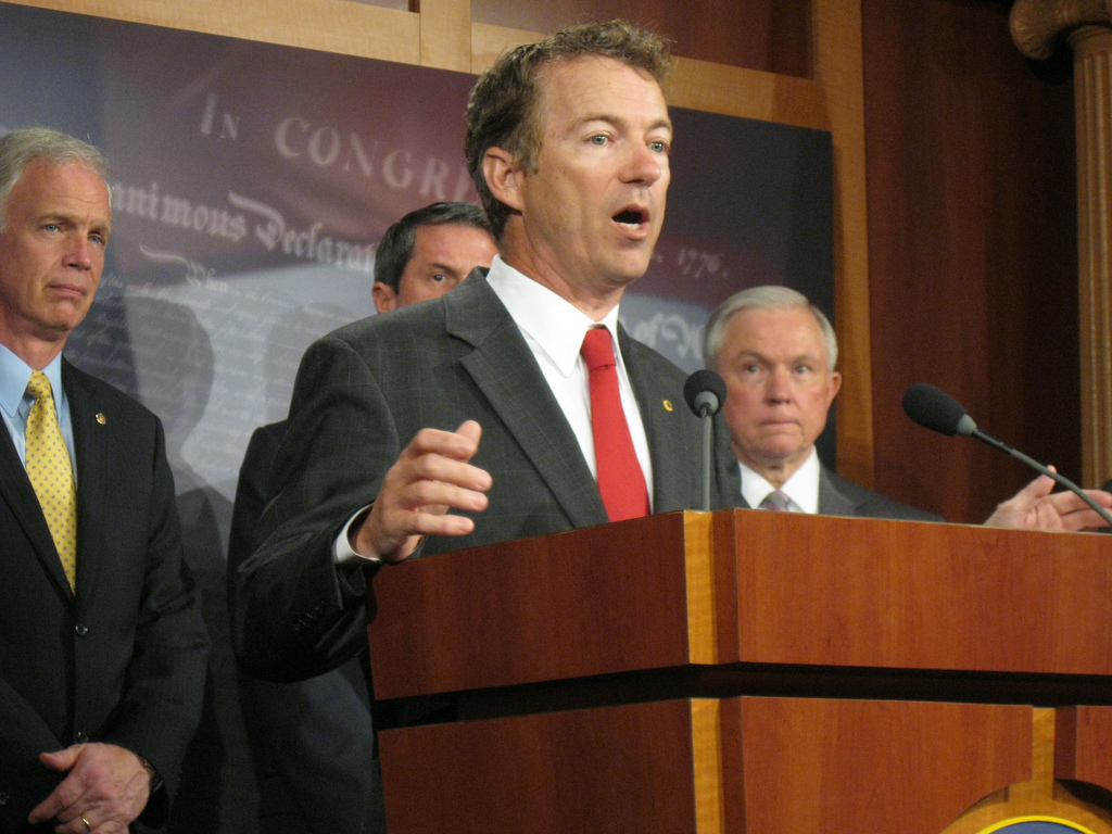 Awesome: What Rand Paul Just Did Has Obama And The Rest Of The Dems Shaking In Their Boots