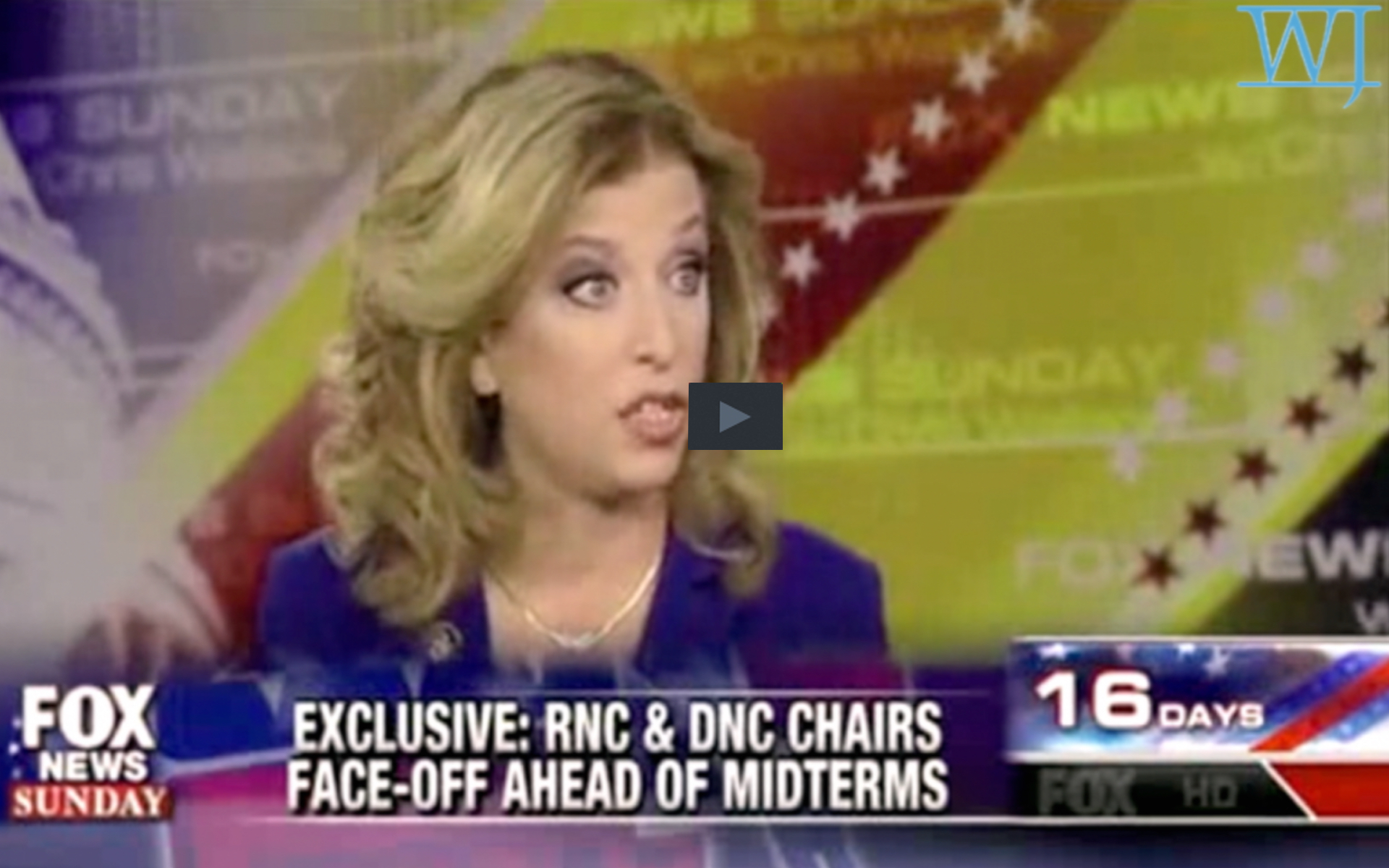 "Debbie Wasserman Schultz Humiliated: ""Obama Doesn't Even Have Your Back, Debbie"""