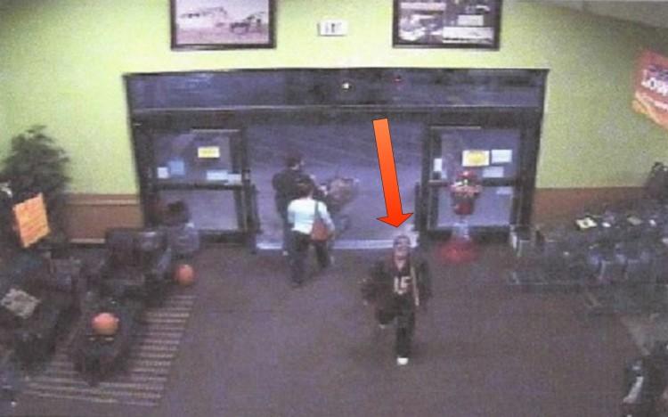 Kroger Robbery Suspect