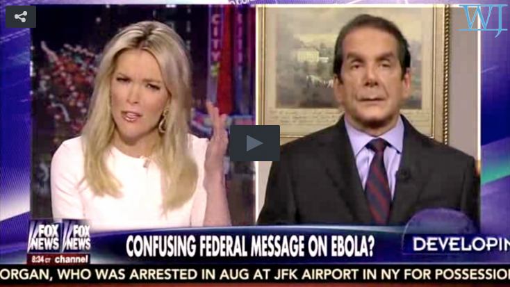Megyn Kelly and Krauthammer
