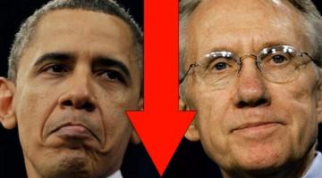 Obama Reid lose