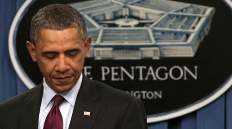 Pentagon Obama
